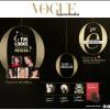 diseño landing page promocional Vogue