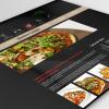 web con sistema reservas Pizza Emporio